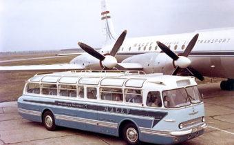 Ikarus 55 et 66 : les rois hongrois du bus et de l'autocar