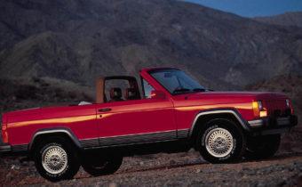 Jeep Cherokee (XJ) Freedom Concept : en attendant le Grand Cherokee