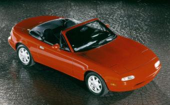 Mazda MX-5 NA : japonaise à l'anglaise
