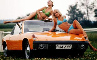 Porsche 914/6 : positionnement raté, ventes ridicules, aujourd'hui collector