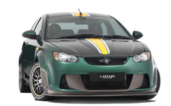 "Proton Satria Neo R3 Lotus Racing : première berline ""Lotus"" depuis l'Omega"