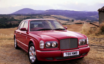 Bentley Arnage Red Label : retour à la tradition