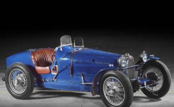 Bugatti Type 37 : 4 cylindres de compétition