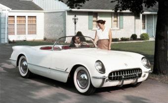 """Chevrolet Corvette C1 """"1953-1956"""" : les débuts difficiles d'un mythe américain"""