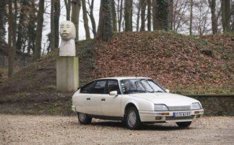 Citroën CX Concorde : série très spéciale pour les 10 ans du supersonique