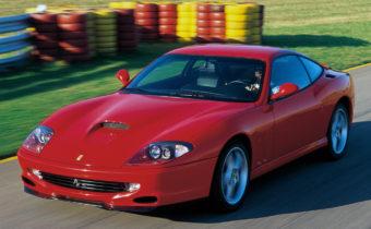 Ferrari 550 Maranello : un V12 nommé Squale !