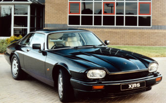 Jaguar XJR-S : l'anglaise en survêtement