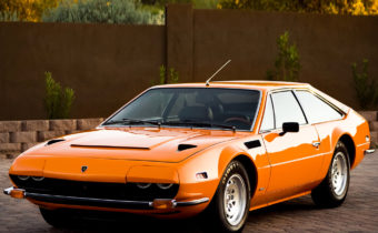 Lamborghini Jarama : le trait d'union entre Miura et Espada