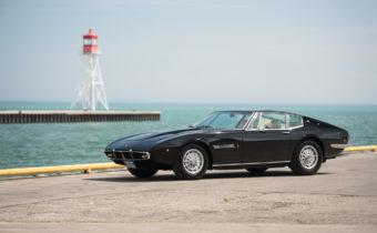 Maserati Ghibli (Tipo 115M) : vent chaud sur Modène !