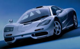 McLaren F1 : la GT venue de nulle part
