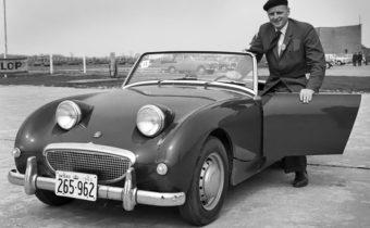 "Austin-Healey Sprite Mk1 ""Frogeye"" : le plaisir avant tout"