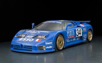 """Bugatti EB110 """"Le Mans"""" : la tentation de la compétition"""