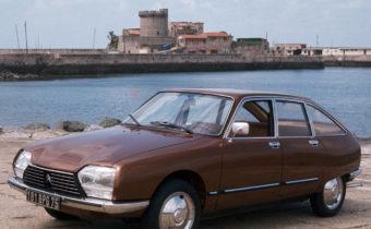 Citroën GS : la berline qu'il manquait à Citroën