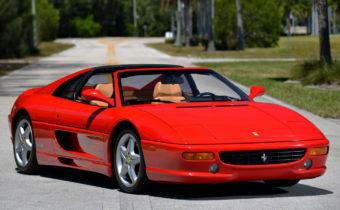 Video Trial : Ferrari F355 GTS