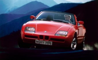 BMW Z1 : back to the future
