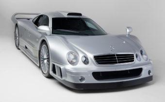 Mercedes CLK-GTR : la course sur route ouverte