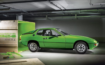 Porsche 924 : conquering new markets
