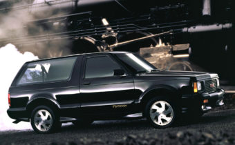 GMC Syclone and Typhoon : the first fruits of highly-sporty SUV