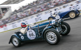 Le Mans Classic, at the heart of le Mans legend