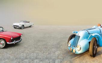 Automédon : la passion de l'automobile ancienne