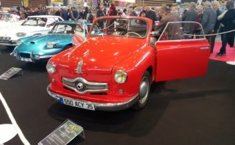 Epoqu'Auto : collection and friendliness in Lyon