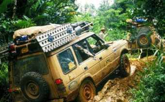 Camel Trophy : Ode to an automobile adventure