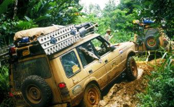 Camel Trophy : l'ode à l'aventure automobile