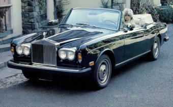 Rolls-Royce Corniche : perfect symbol of luxury