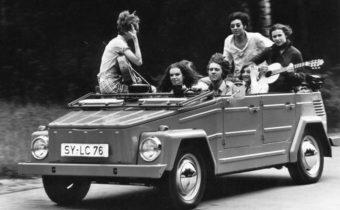 """Volkswagen Type 181 : la drôle de """"chose"""""""