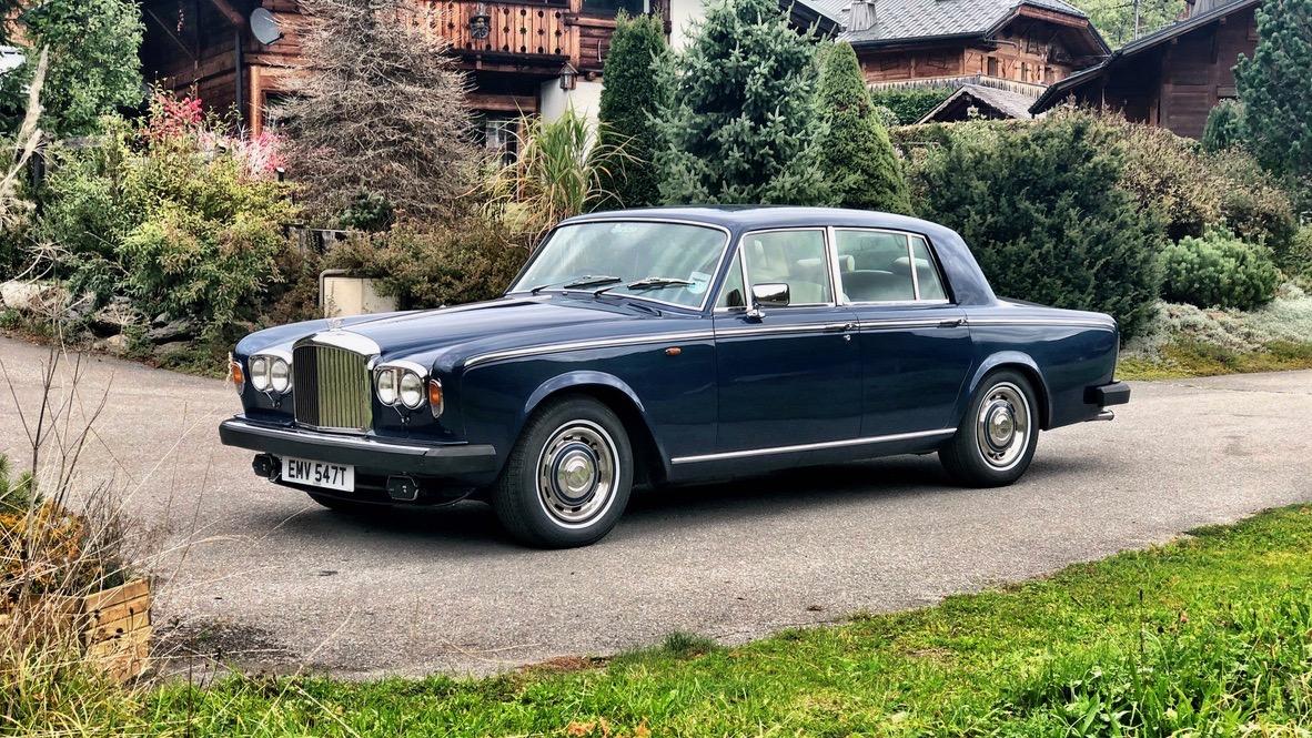 La Bentley T2 de Vincent : on l'appelle Maeva