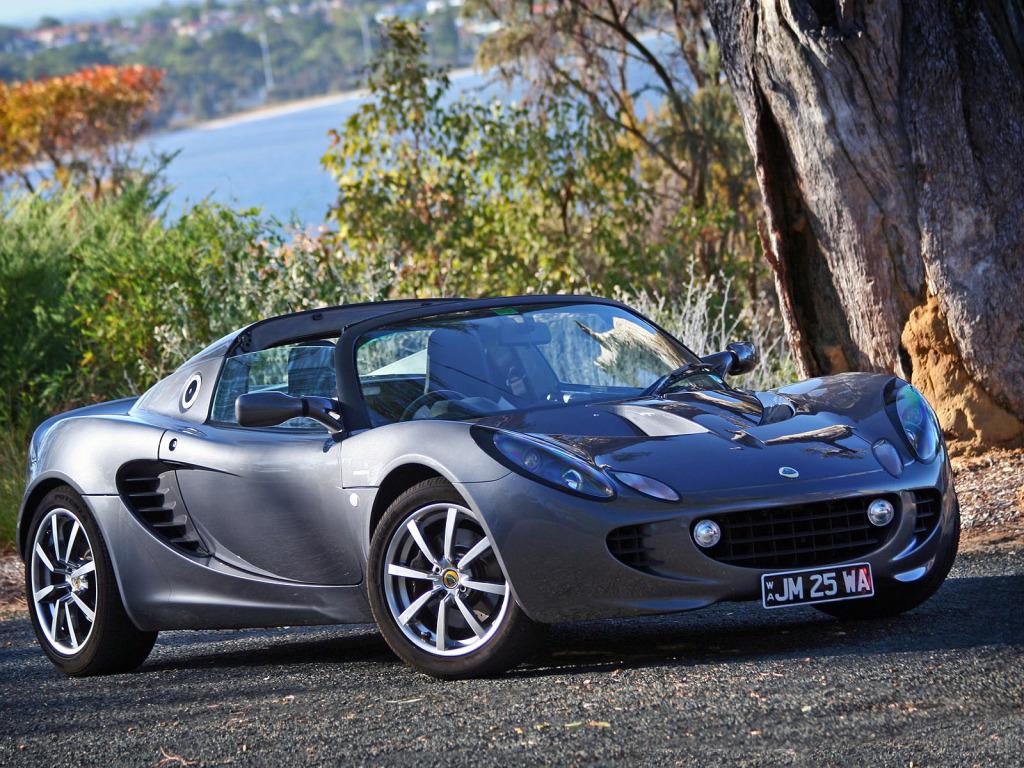 La Lotus Elise S2 111S de Henri : élisez-moi