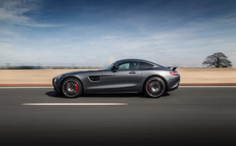 Video Trial : AMG GTS