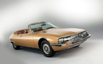 Citroën SM Mylord : Exclusive Convertible
