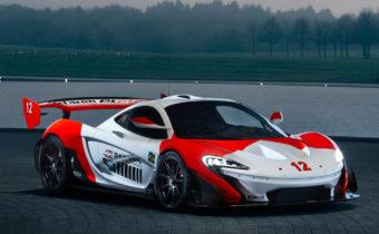 "McLaren P1 GTR ""Marlboro"" : un joujou extra en l'honneur de Senna"