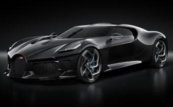 Bugatti La Voiture Noire : hommage moderne et cher à la Type 57 Atlantic