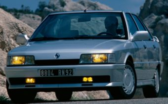 Renault 21 2 Litres Turbo : à la poursuite des allemandes