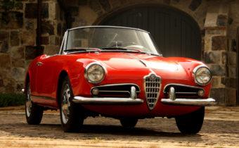 4 voitures produites chez Pininfarina