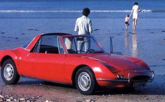 Matra 530 : les premiers pas d'une marque française