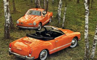 Volkswagen Karmann-Ghia Typ 14 : quand la Beetle se transforme en Pussycat