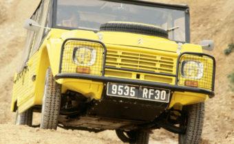 Citroën Méhari 4x4 : la fausse bonne idée