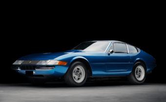 """Ferrari 365 GTB/4 """"Daytona"""" : l'anti-Miura"""