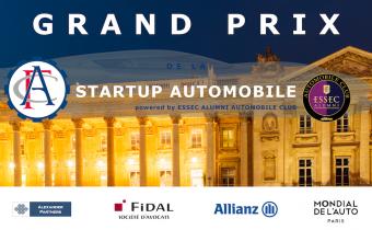 CarJager remporte le prix du public au Grand Prix ACF de la startup automobile