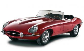 Jaguar Type E série 1 : l'idole des sixties