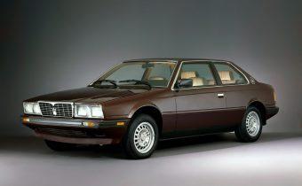 Maserati Biturbo : toute l'Italie dans une voiture
