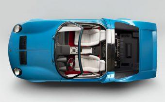 Lamborghini Miura Roadster : unique et légendaire