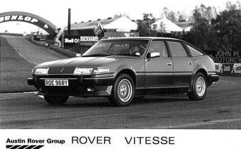 Rover SD1 V8 Vitesse : TGV à l'anglaise