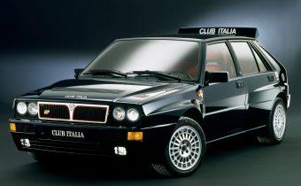 Lancia Delta HF Intégrale : puissance nostalgique