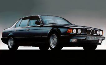 BMW Série 7 E32 : le luxe d'hier accessible aujourd'hui