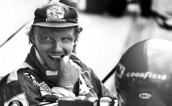 Niki Lauda : une carrière à 100 à l'heure