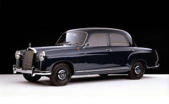 """Mercedes-Benz """"Ponton"""" : le retour de l'étoile"""